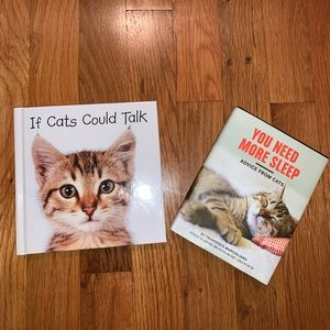 Cat books, perfect for Christmas presents!